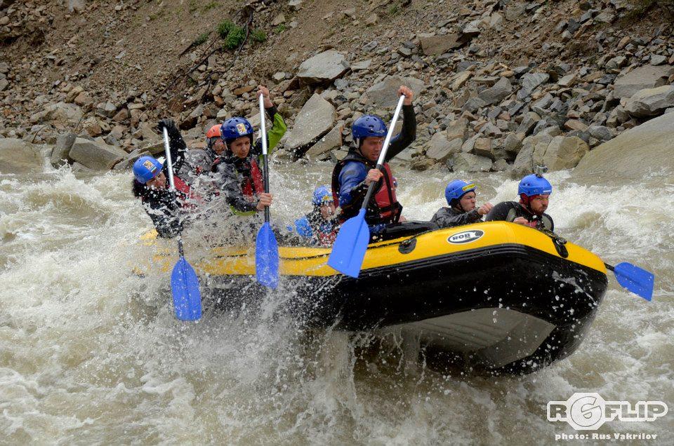 Rafting-in-Bulgaria